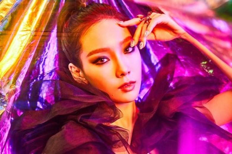 Taeyeon SNSD Rilis Video I Got Love 18 Februari