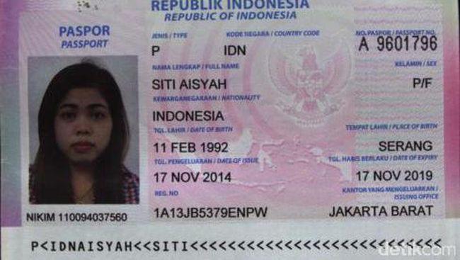 Benarkan Siti Aisyah Agen Korea Utara?