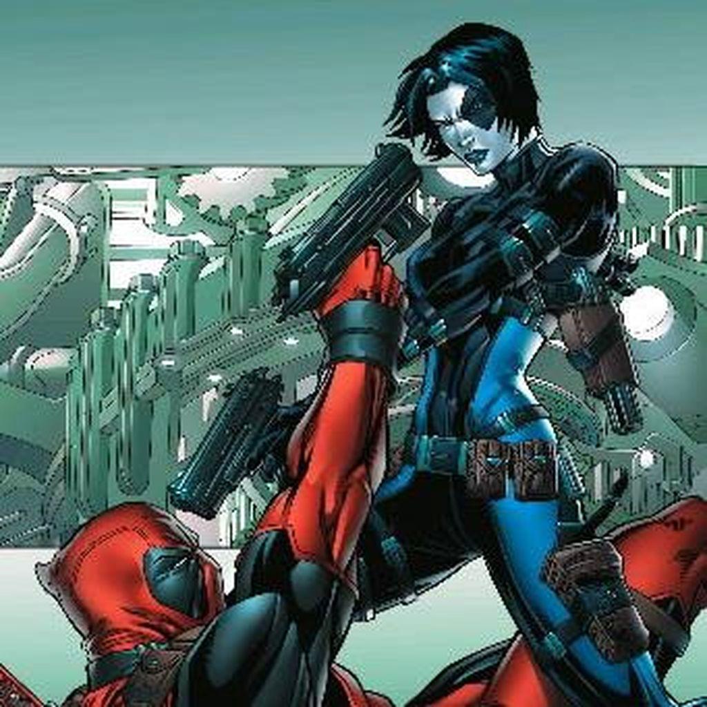 Kerry Washington Jadi Kandidat Pemeran Domino di Deadpool 2