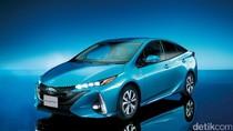 Toyota Prius Plug In Hybrid Terbaru, Lebih Jauh dan Lebih Cepat