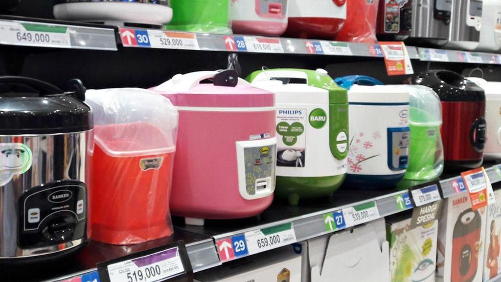 Rice Cooker Murah di Promo Elektronik Dapur Transmart Carrefour