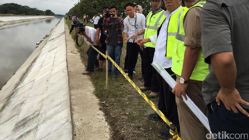 Belum Diperbaiki Sejak 1980, Menteri PUPR Cek Irigasi di Grobogan