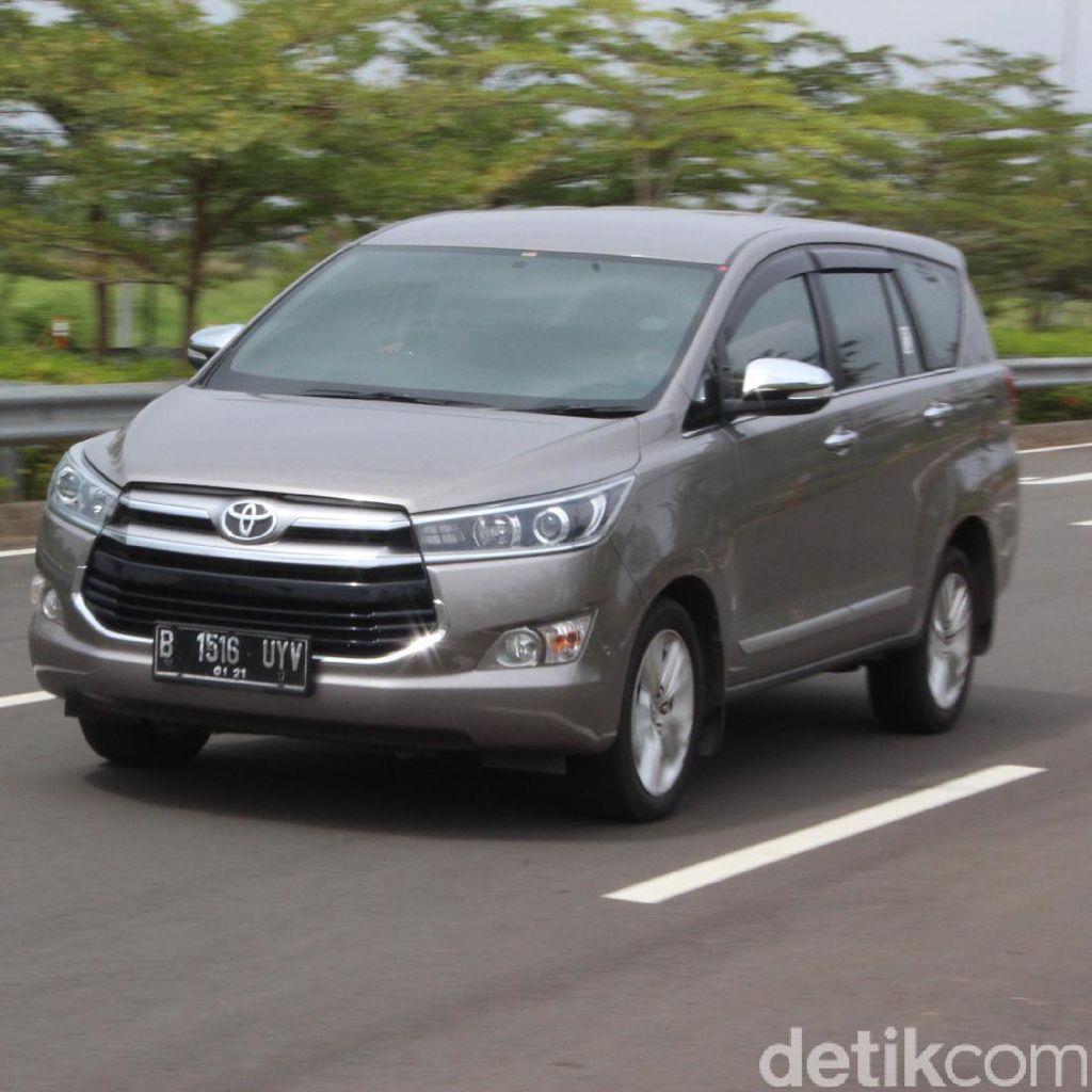 Kenapa MPV Disukai Orang Indonesia? Begini Ceritanya