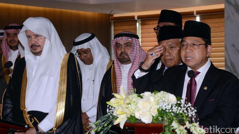 DPR Terima Kunjungan Rombongan Majelis Syuro Arab Saudi