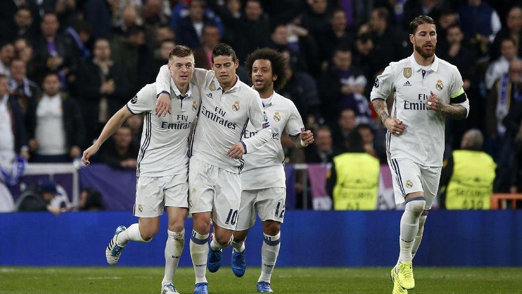 Tugas Madrid Belum Selesai
