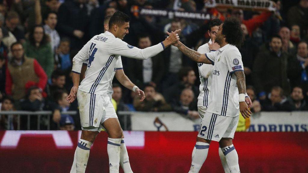 Ucapan Terima Kasih Casemiro untuk Para Suporter Madrid
