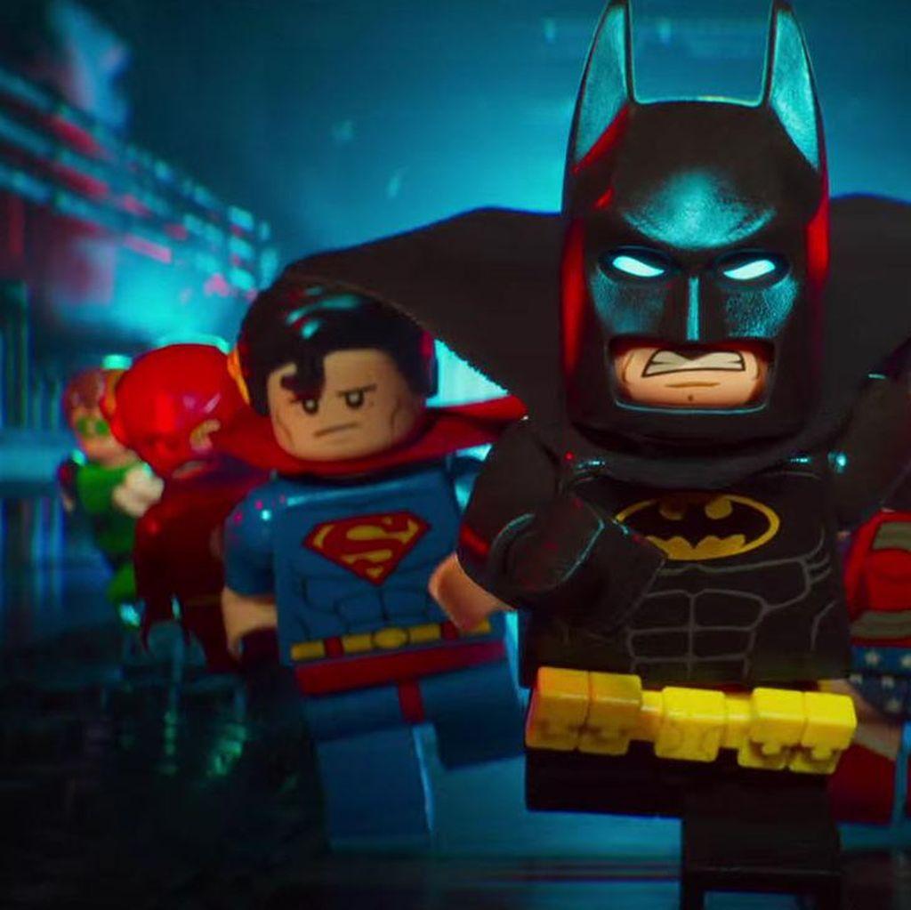 Bertahan di Puncak Box Office, The Lego Batman Raup Rp 455 Miliar