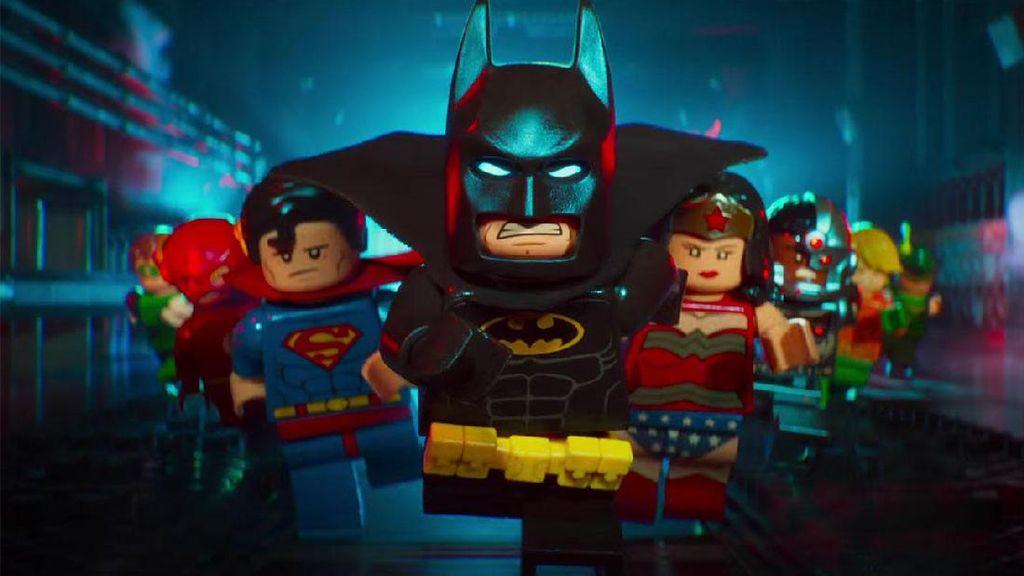 Bertahan di Puncak Box Office, 'The Lego Batman' Raup Rp 455 Miliar