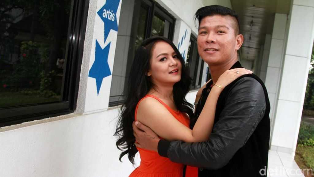 Cerita Caca Pergoki Andhika Kangen Band di Kos dengan Istri Barunya