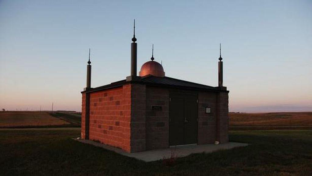 Seperti Apa Masjid Pertama di Amerika?