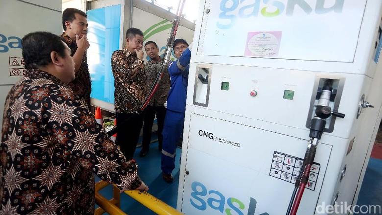 Target Jonan: Ada 5.000 Dispenser BBG Terpasang di SPBU
