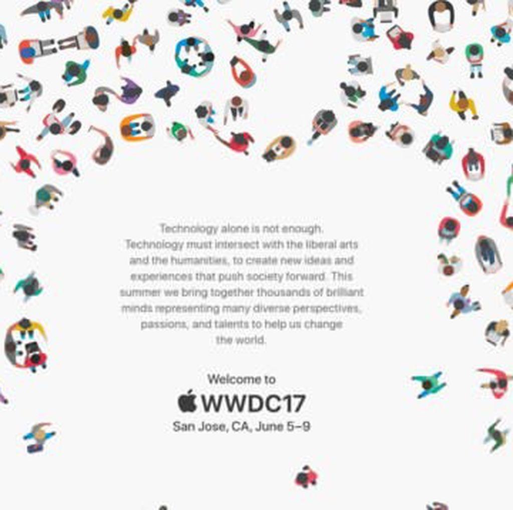 Siap-siap! WWDC 2017 Sebentar Lagi