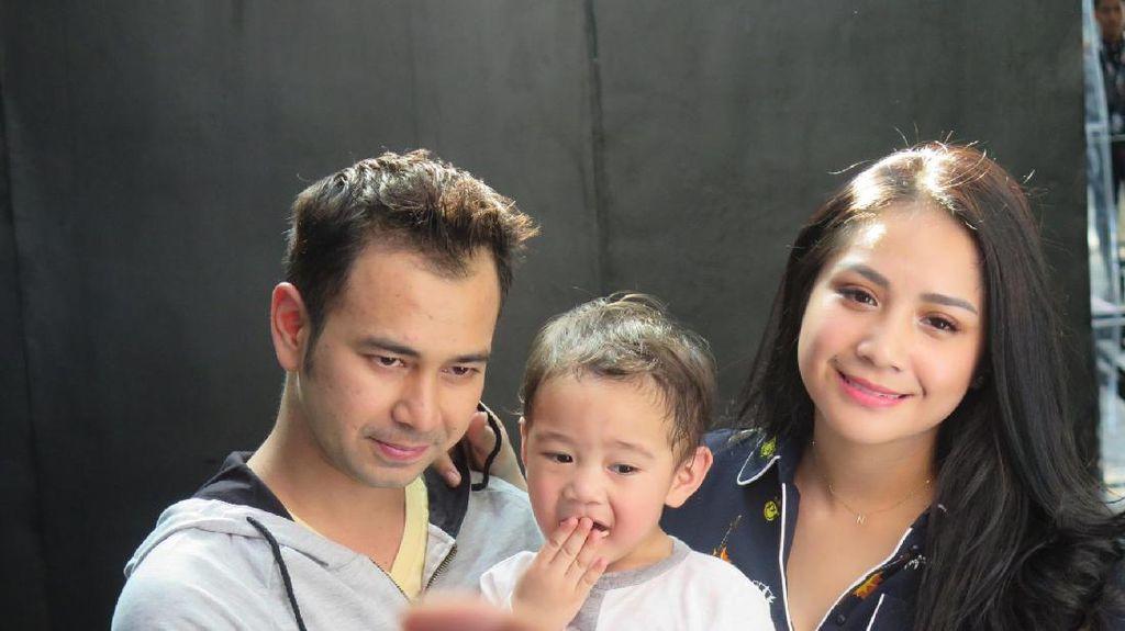 Raffi Ahmad dan Nagita Slavina Ulang Tahun, Ke mana Mama Rieta?