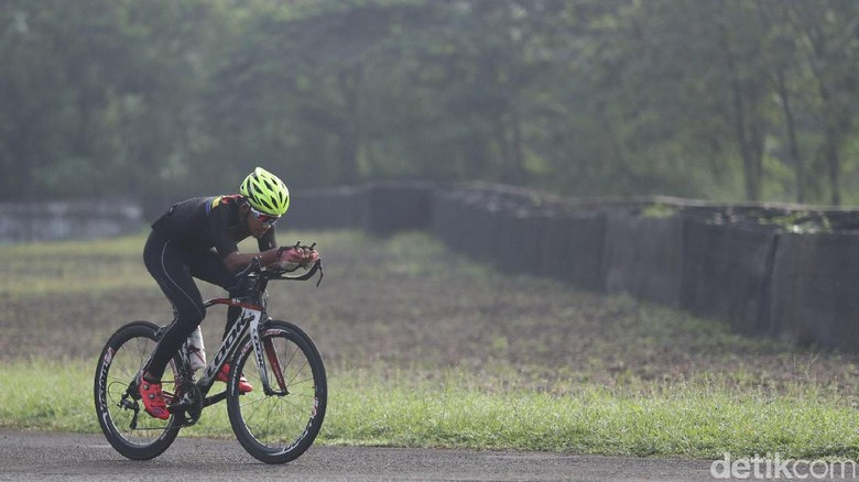Setelah Amputasi, M. Fadli Malah Harus Jalani Latihan Dua Kali Lipat Lebih Berat