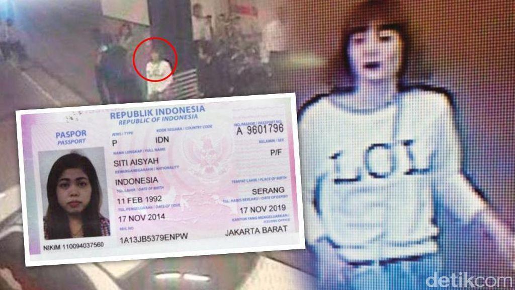 Siti Aisyah Pernah Mengaku ke Temannya Diajak Syuting di Korut