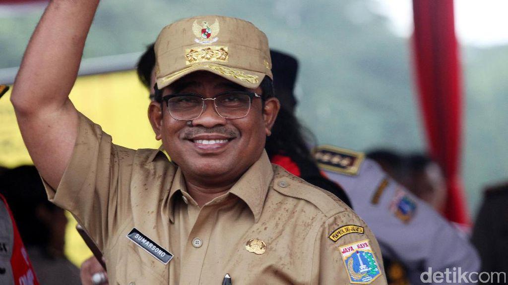 Optimisme Sumarsono di Kali Kedua Jadi Plt Gubernur DKI