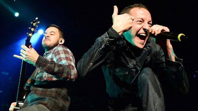 Vokalis Linkin Park Tewas Bunuh Diri, Netizen Heboh