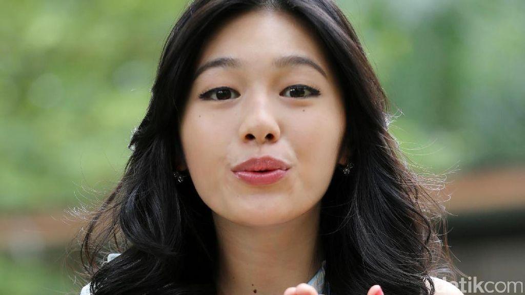 Claudy Putri, Aktris Keturunan Jepang di Anti Jones