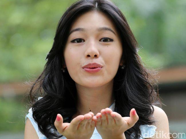 Claudy Putri, Aktris Keturunan Jepang di 'Anti Jones'