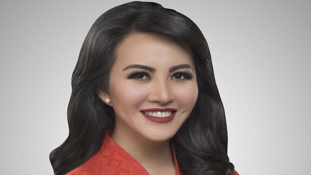 Mantan Anggota DPR Karolin Margret Menang Telak di Pilkada Landak