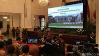 Ekonomi RI Tumbuh 5,02%, Jokowi: Negara Lain Anjlok