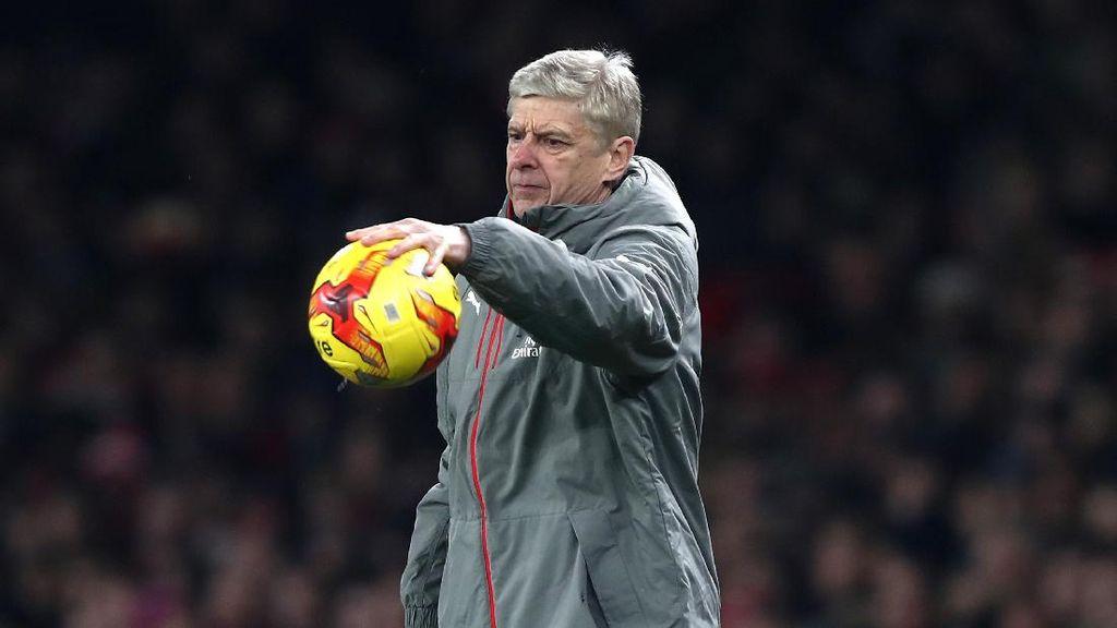 Wenger: Spurs Sedikit Diunggulkan
