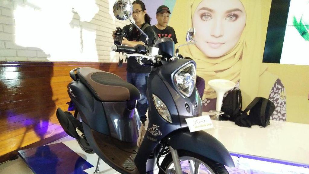 Yamaha Fino Banyak Disukai Wanita