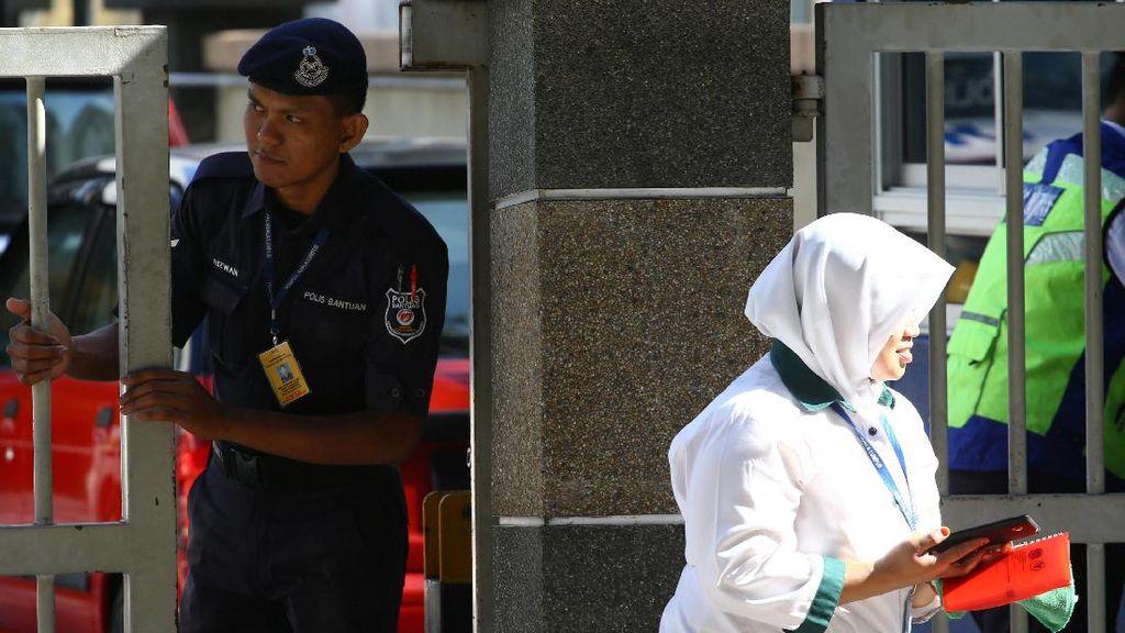 RS Tempat Jenazah Kim Jong Nam Disimpan Dijaga Ketat