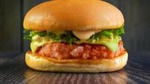 Yuk, Bikin Burger Udang yang Gurih Renyah!