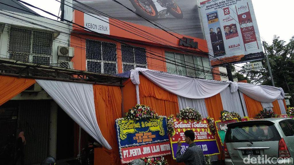 KTM Targetkan Jual 12.000 Motor di Indonesia
