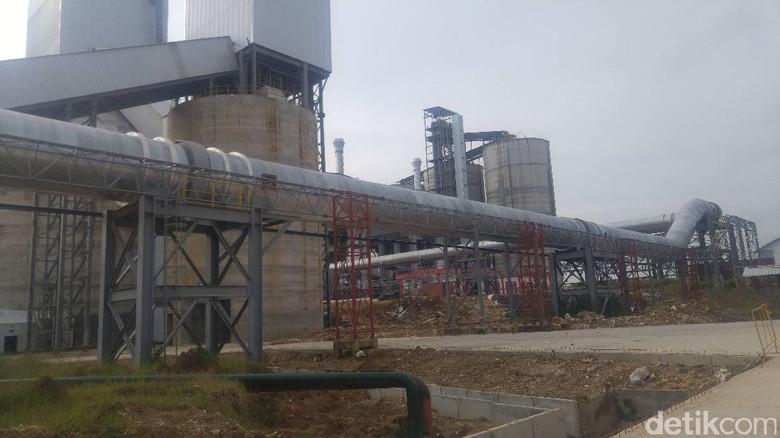 Ini Kondisi Terkini Pabrik PT Semen Indonesia di Rembang