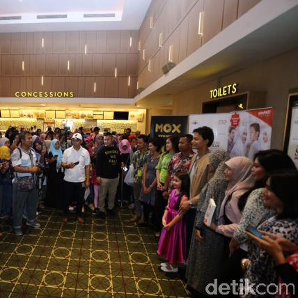 Cerita Seru Fedi Nuril Ketika Meet and Greet SYTD 2