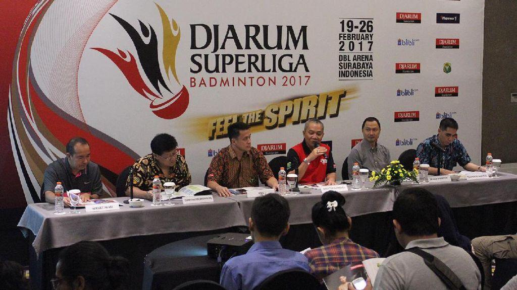 PBSI Berharap Pemain Muda Tambah Ilmu di Djarum Superliga