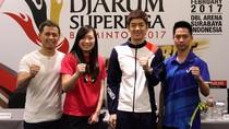 Duel Para Pemain Kelas Dunia di Djarum Superliga 2017