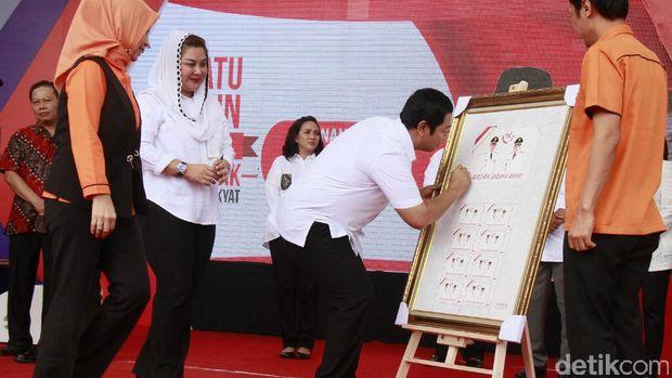 Setahun Memimpin Kota Semarang, Hendi-Ita Punya 6 Gebrakan