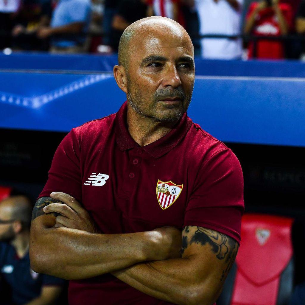 Leicester Tertatih-tatih di Liga, Sevilla Tetap Waspada