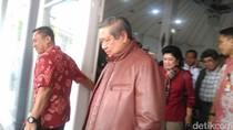 SBY dan Keluarga Naik KA ke Solo, Berekreasi ke Tawangmangu