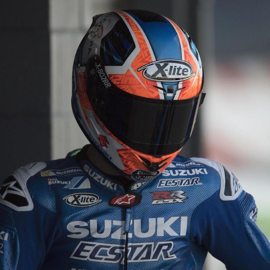 Alex Rins Soal Naik Kelasnya dari Moto2 ke MotoGP