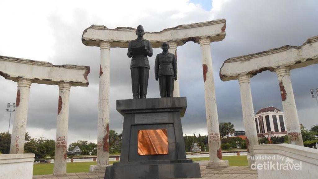 Instagenic, Ini Patung-Patung Pahlawan  di Surabaya