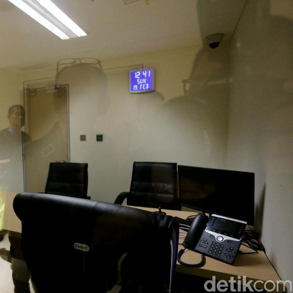 Begini Ruang Pemeriksaan di Gedung Baru KPK