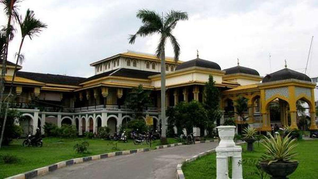 Istana Maimoon Bisa Dijajal Lewat Augmented Reality