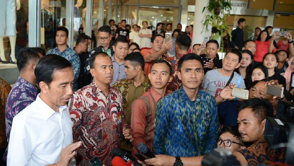 Jokowi Bertolak ke Ambon Hadiri Sidang Tanwir Muhammadiyah
