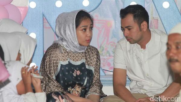 Raffi Ahmad Salah Sebut Panggil Nagita dengan Bunda