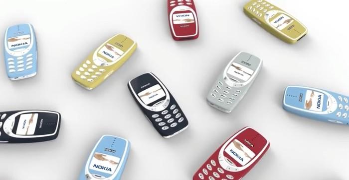 Ini adalah konsep Nokia 3310 yang diketengahkan Concept Creator. Jika rumornya benar, Nokia 3310 akan hadir kembali pada sekitar akhir bulan ini. Foto: CCreator
