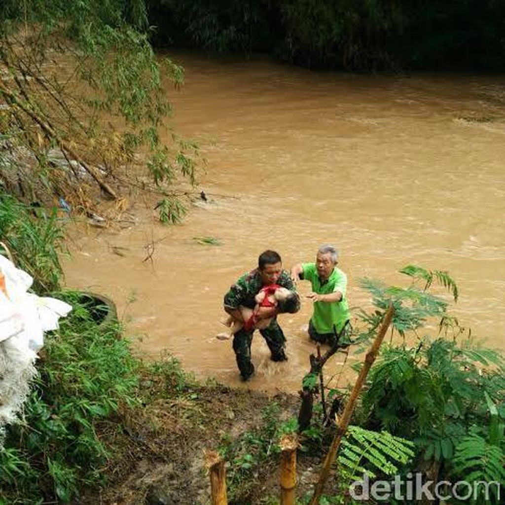 Hilang dari Pantauan, Balita Tewas Terseret Sungai di Trenggalek