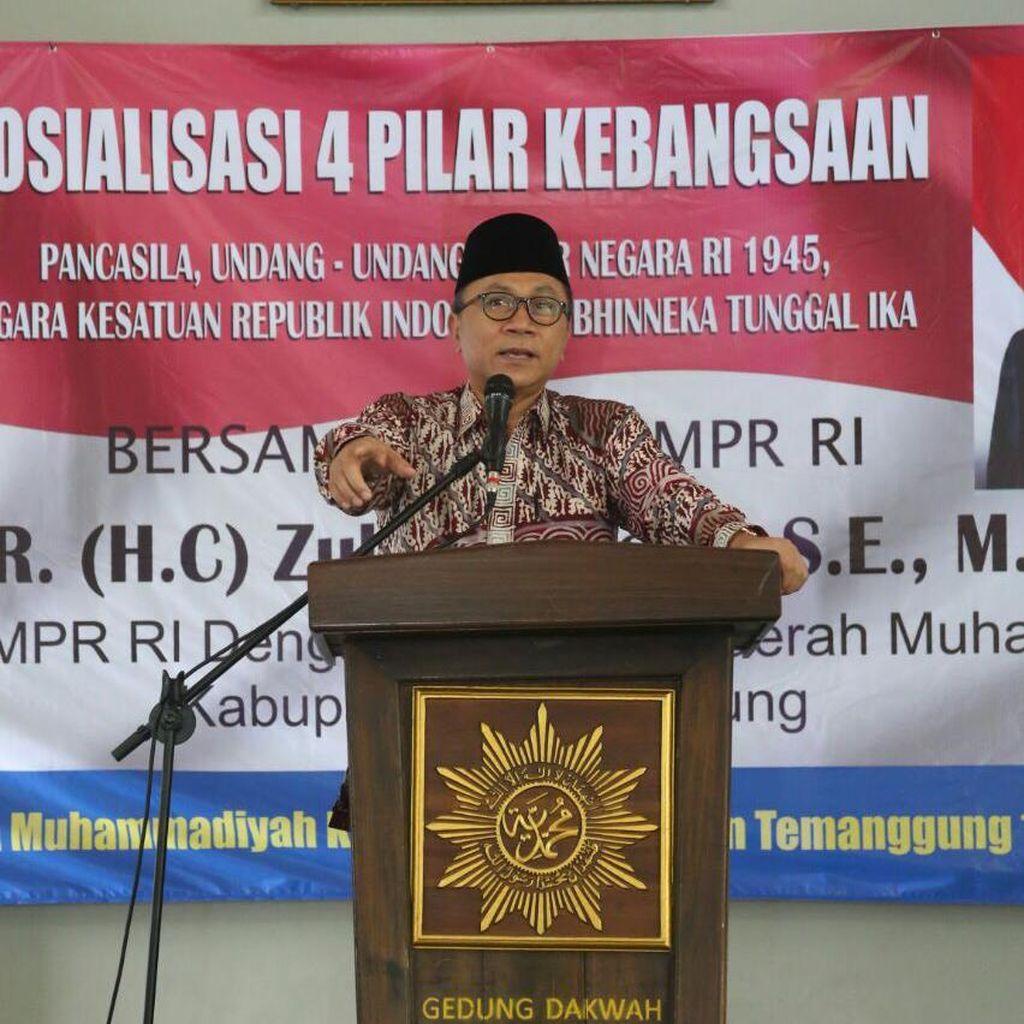 Dapat Laporan Soal Nasib Petani di Temanggung, Ini Respons Ketua MPR