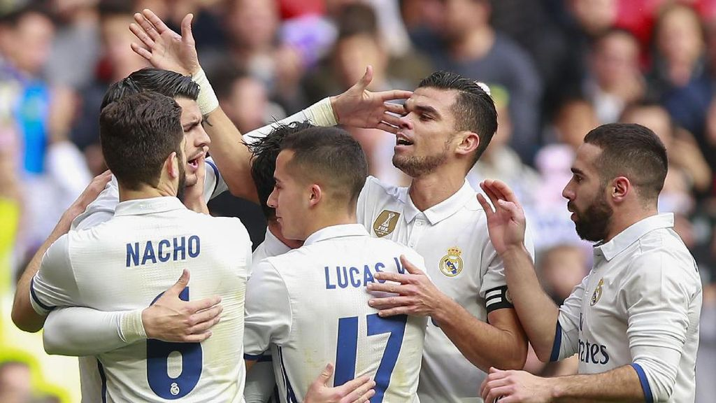 Upaya Mendatangkan Real Madrid ke Indonesia Terkendala Dana