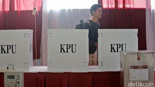 Ada Intimidasi di TPS, KPU DKI: Tidak Masif