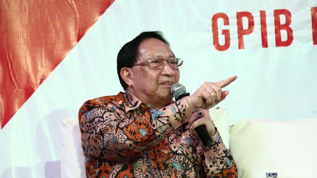 Wakil Ketua MPR Mangindaan Ingatkan Soal Jati Diri Bangsa
