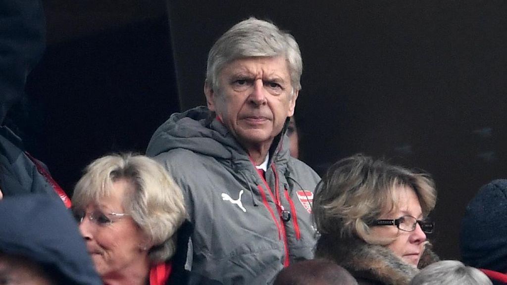 Wenger Indikasikan Masih Akan Melatih Setidaknya Empat Tahun Lagi